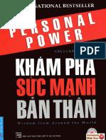Khám phá sức mạnh bản thân pdf - tải sách miễn phí