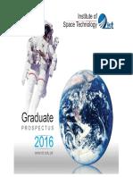 2016 IST Islamabad Graduate Prospectus