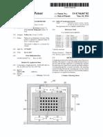 (2014 Delossantos Et Al) Mems Tunneling Accelerometer (Us8746067b2)