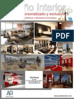 Portafolio Diseño InteriorAS1