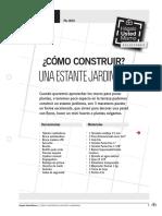 Como construir un estante jardinera.pdf
