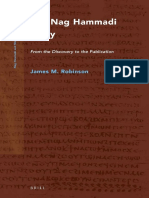 [NHMS 086] James M. Robinson The Nag Hammadi Story, Volume 1 The Discovery and Monopoly; Volume 2 The Publication.pdf