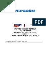 carpeta pedagogica de religion.docx