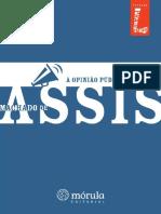 A Opiniao Publica - Machado de Assis