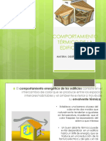 Diseño bioclimatico