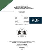 LAPORAN TPP Corned Beef Rizky Wirani