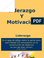 Motivacion y Liderazgopara empresas