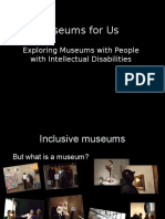 Museums for Us