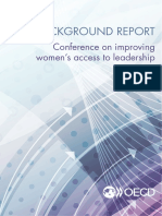 OECD Women Leadership 2016 Report