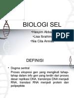 Sintesis Protein!