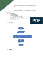 Solucionario Del Primera Practica de Programacion Digital Ma713