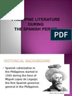 Spanish Era - Phil Lit