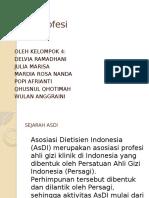 Etika Profesi ASDI