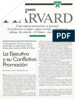 La Ejecutiva y Su Conflictiva Promoción (1)