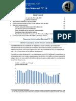 Resumen Informativo 16 2017