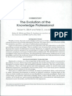 02The Evolution of the Knowledge Proff