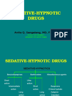 22 Sedative Hypnotic Drugs