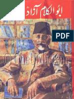 Abul Kalam Azad by Shorish