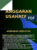 Anggaran Usahatani New(1)