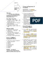 EPI Vaccines Handouts