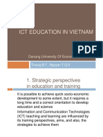ICT Education in Vietnam