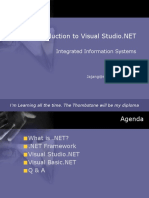 Introducing VisualStudio.net