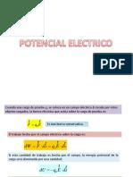 Potencial Eléctrico Diapositivas