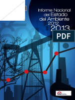 INFORME NACIONAL Del Estado 2013.Compressed
