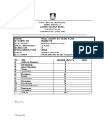 Full Report Refrigeration Unit