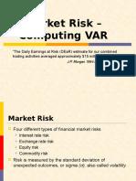 (Wk5) RM - Market Risk-Computing VAR