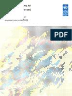 Sammanfattning av Human Development Report 2009 -  Att övervinna hinder