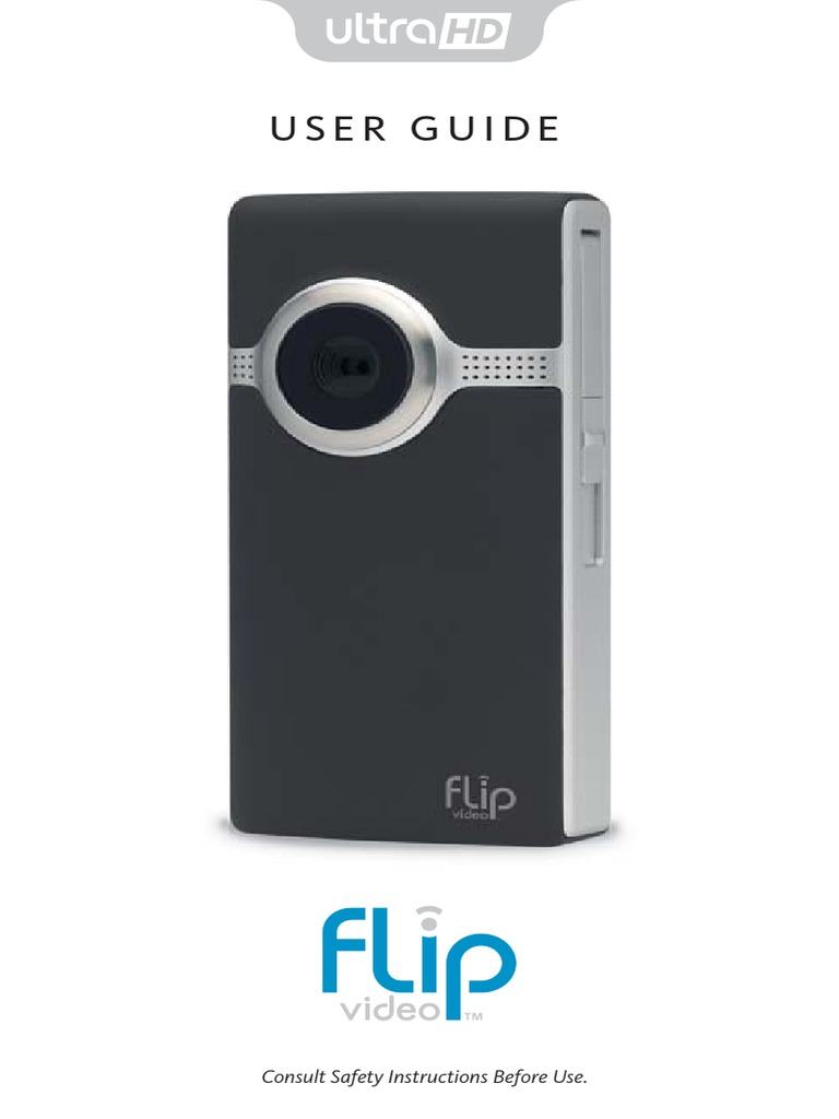 flipultra pdf rh scribd com flip video mino hd user guide flip video camera user manual