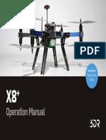 X8 Operation Manual VA