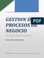 Gestion de Procesos de Negocio v1