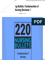 220 Nursing Bullets Fundamentals of Nursing Reviewer 1 • Nurseslabs.pdf