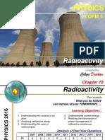 10 Radioactivity T