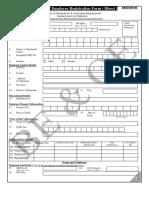 Direct Emigrant Registration Form