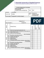 FET Assingnment1 Questions