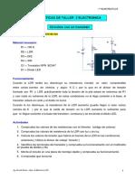 Clase de Transistores Martes 8 Marzo