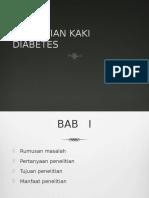Presentasi Kaki Diabetes