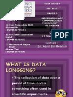 3 - Data Logging