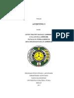 TUGAS AUDITING I - KELOMPOK 6(4).docx