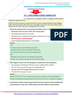 CCNA 1 (v5.1 + v6.0) Chapter 9 Exam Answers 2017 – 100% Full