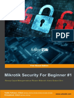 Buku Keamanan Mikrotik Seri 1-V2