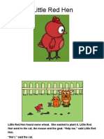 little red hen  ppt