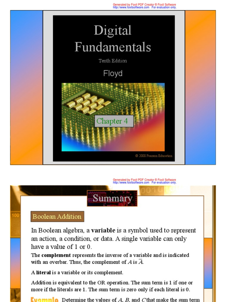 Digital Fundamentals By Floyd 10th Edition Ebook
