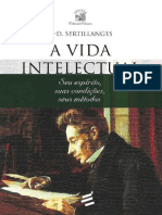 A.-d. Sertillanges - A Vida Intelectual
