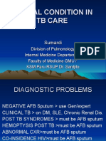 Special Condition on Tb Care