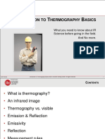Introduction to Infrared Thermography Basics