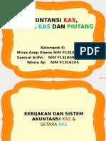 PPT Kelompok 6 Kas Setara Kas & Piutang.pptx